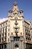 Social Security Finance Department building Av. del Marqués de Sotelo Valencia Spain