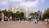 Plaza del Ayuntamiento Valencia Spain