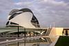 Palau de les arts Reina Sofia arts complex Valencia Spain