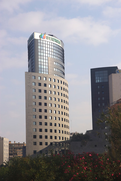 Iberdrola office building Valencia Spain