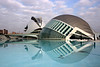 Hemisferic at City of Arts and Sciences Valencia Spain