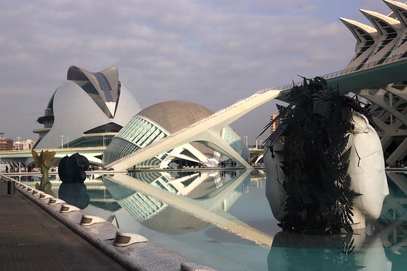 City of Arts and Sciences Valencia Spain