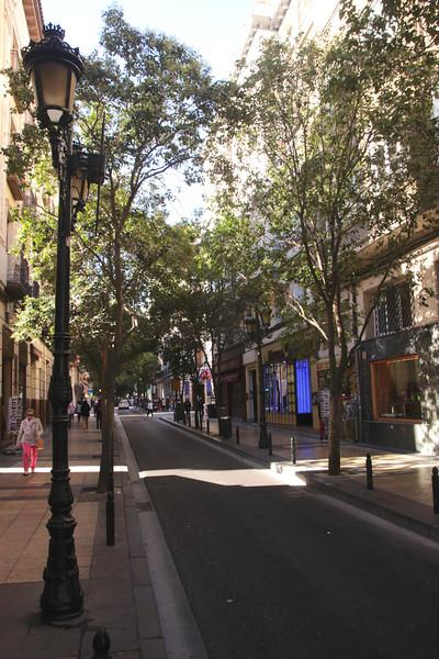Calle Don Jaime I Zaragoza Aragon Spain