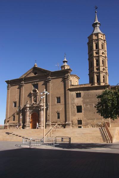 Iglesia de San Juan de los Panetes church Zaragoza Spain