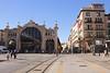 Central Market Zaragoza Spain