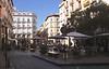 Cafeteria Cibeles Plaza de Sas Santiago Zaragoza Spain