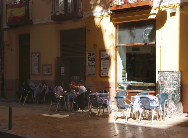 Bu! Bar Calle Espoz y Mina Zaragoza Spain
