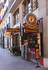 Esapana Punto Y Coma Restaurant bar Plaza del Pilar Zaragoza Spain