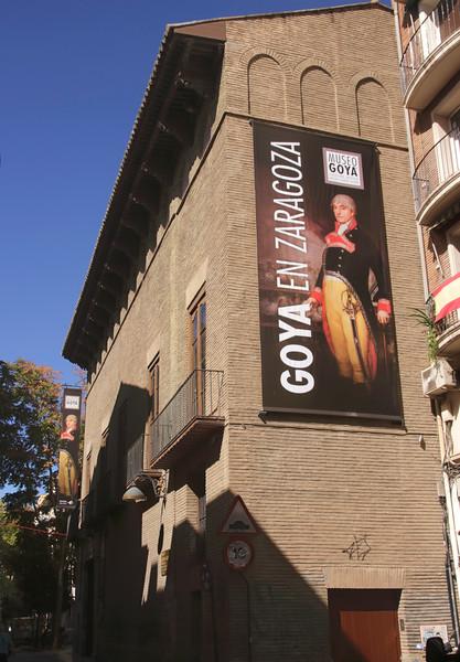Goya Museum Zaragoza Spain