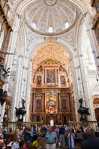 Our Lady of the Assumption Cathedral in the Mezquita