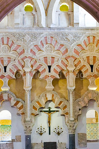 In the Mosque of Cordoba