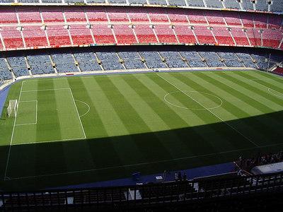 Barcelona Soccer Stadium.