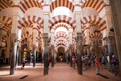 The Mezquita-the Great Mosque of Cordoba