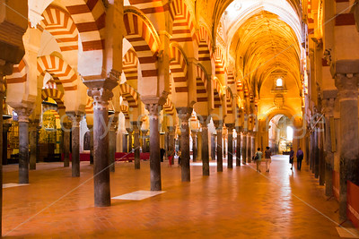 The Mezquita of Cordoba