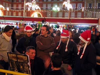 Madrid, Spain, December 2002