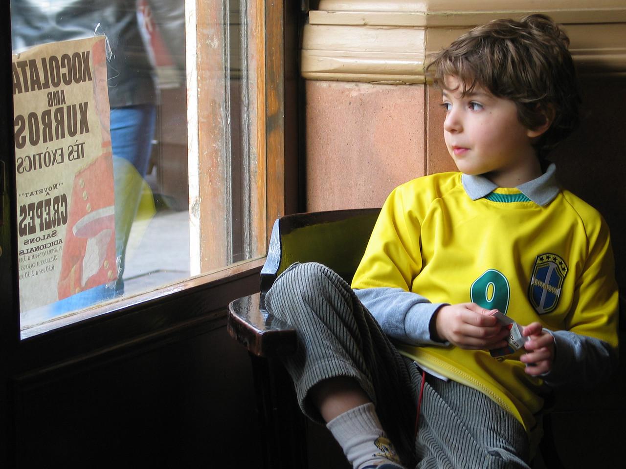 Barcelona, Spain, January 2003