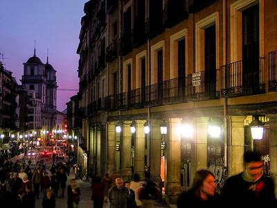 Madrid, Spain, 2002