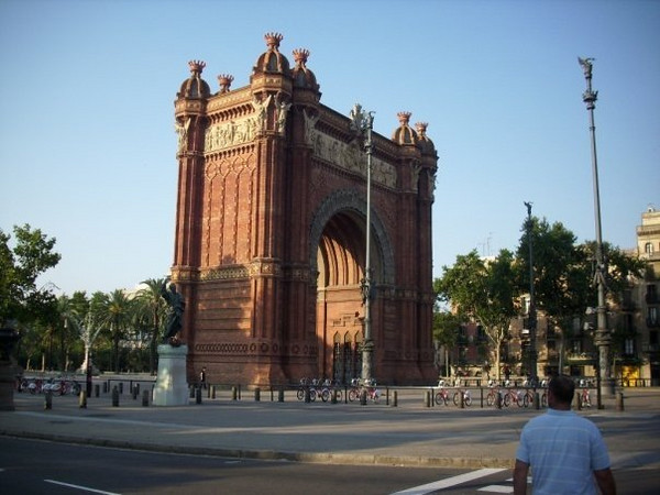 Gothic district of Barcelona