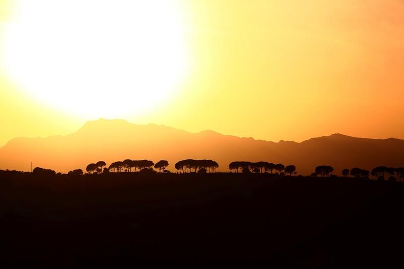 SPA - Sunset near Ronda, Andalucia -IMG_8233sm