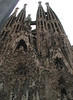 Sagrada Familia, other end of the building