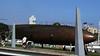 Wooden submarine