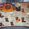 10 different options for hot chocolate ~ pudding style