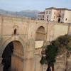 Ronda ~ The famous bridge