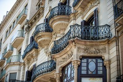 потрясающие балкончики