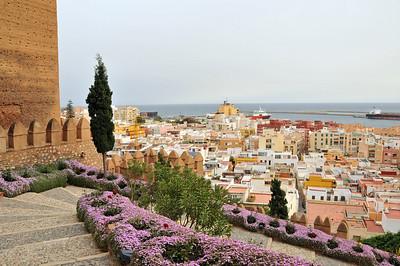 Alcazaba of Almería