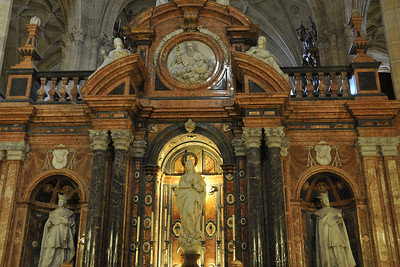 Cathedral in Almeria