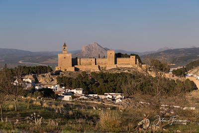 The Alcazaba, Antequera