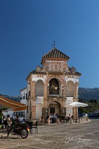 Portichuelo Chapel, Antequera