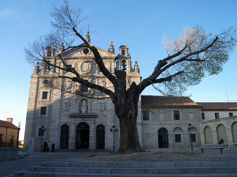 Convento de la Santa, edificado sobre la casa natal de Santa Teresa de Jesús. Inaugurado en 1636, fue proyectado por el arquitecto Fray Alonso de San José. En la iglesia destaca la fachada, de estilo barroco, y el interior, de planta de cruz latina, cuyas naves laterales albergan esculturas del maestro Gregorio Fernández.