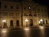 Ayuntamiento de Barcelona por la noche (Barcelona)