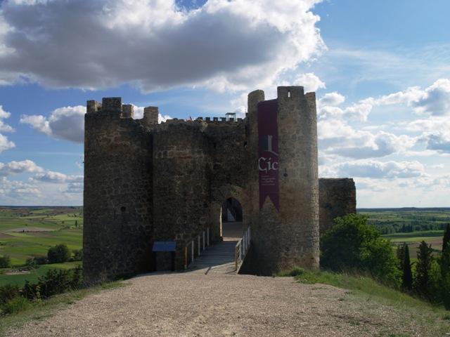 Castillo de Peñaranda de Duero (Burgos)