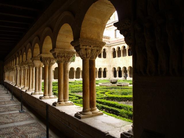 Claustro de Santo Domingo de Silos (Burgos)