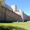 Castle above Burgoss