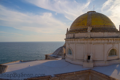 Domed Build in Cadiz