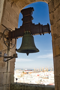 The Bell of the Cathedral of Cadiz