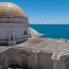 Cathedral dome, Cadiz