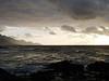 Costa embravecida en el norte de la isla (Agaete)