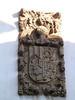 Escudo en una pared de Santillana del Mar
