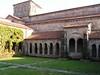 Claustro del Monasterio de Santillana del Mar