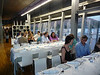 People from our conference at the gala farewell dinner at Arqua restaurant