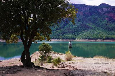 Sau reservoir