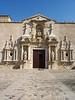 Monasterio de Poblet, puerta de entrada