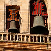 Bells in La Mezquita's bell tower.
