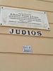 """Calle de los judios, donde se come la especialidad """"Lechuga frita"""". Muy recomdable aunque parezca raro"""