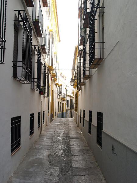Callejuelas de Cordoba