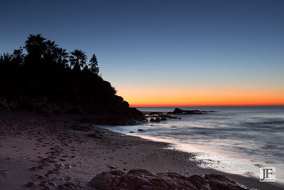Charcòn beach, Mijas Costa